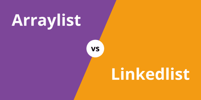 Difference between ArrayList vs LinkedList