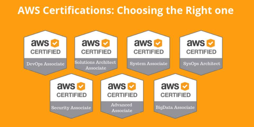 AWS Certifications: Choosing the Right One