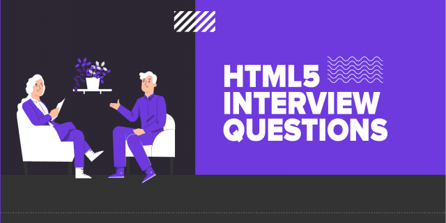 40+ Best HTML5 Interview Questions