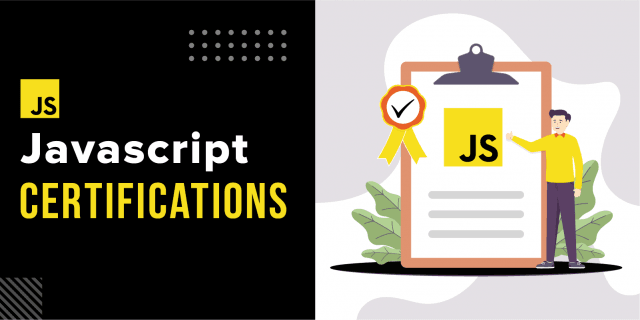 5 Best JavaScript Certifications