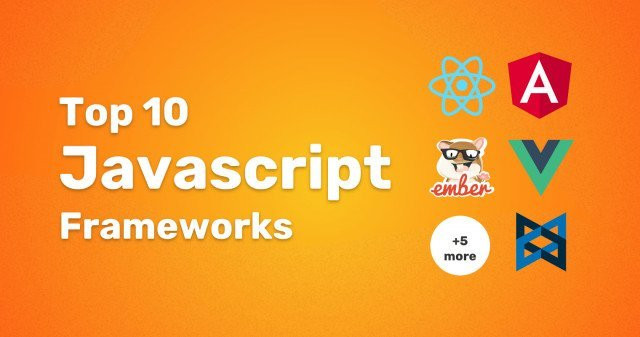10 Best JavaScript Frameworks to Use in 2021