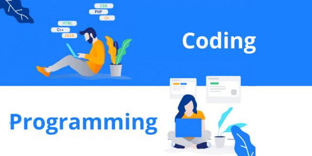 Coding vs Programming: Difference You Should Know