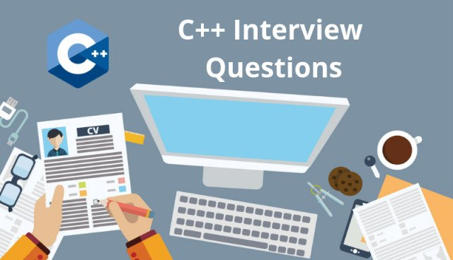 C++ Interview Questions (Frequently Asked)