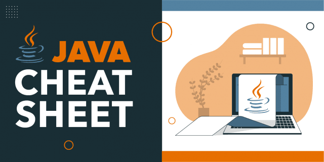Java Cheat Sheet: Download PDF for Quick Reference