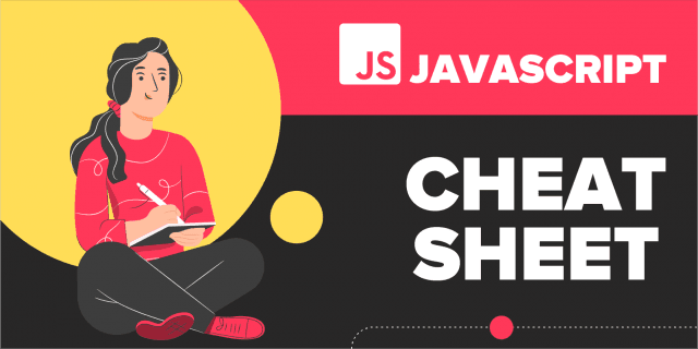 Download JavaScript Cheat Sheet PDF for Your Reference