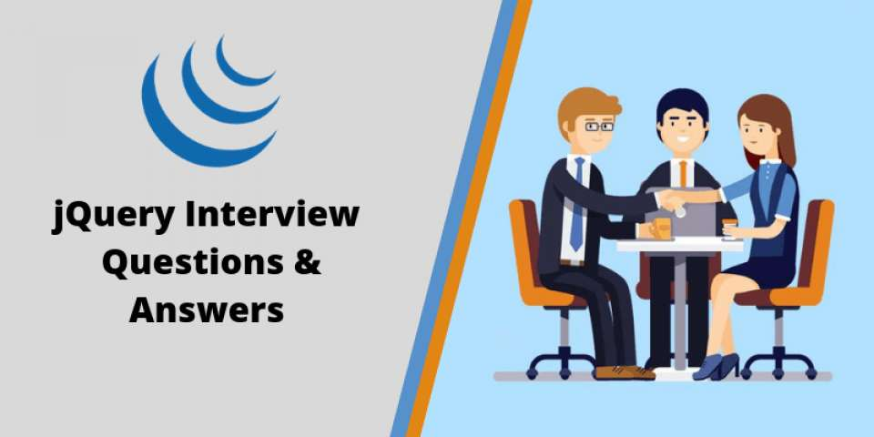 JQuery Interview Questions & Answers