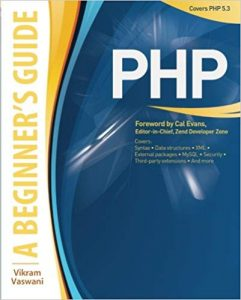 10 Best Php Books For Beginners Advanced Programmers