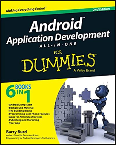 Android Application Development All-in-One For Dummies 2nd Edition, Kindle Edition