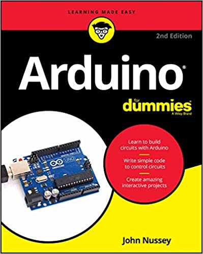 Arduino For Dummies (For Dummies (Computer/Tech)) 2nd Edition, Kindle Edition