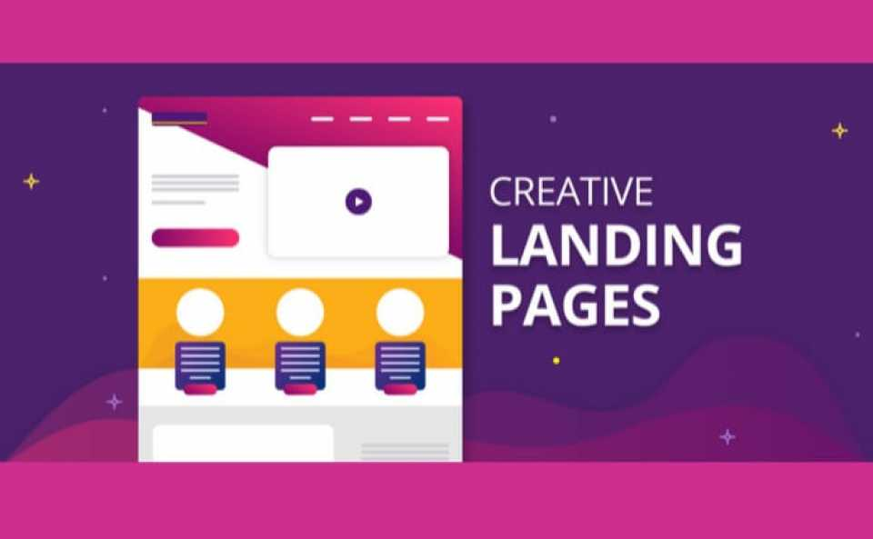Build an Interactive Landing Page