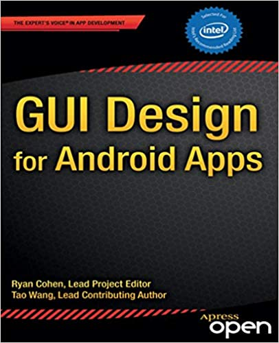 GUI Design for Android Apps 1st ed. Edition, Kindle Edition