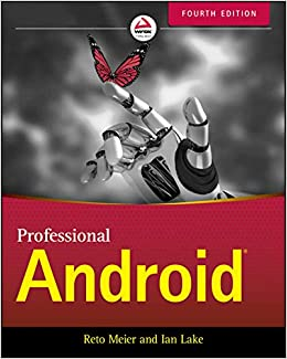 Professional Android 4th Edition