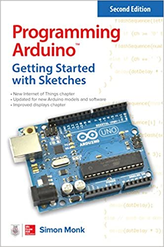 Programming Arduino: Getting Started with Sketches (Tab) 2nd Edition, Kindle Edition