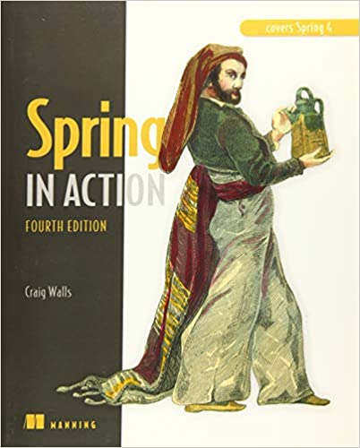 Spring in Action: Covers Spring 4