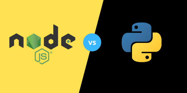 NodeJS vs Python: Comparison you need to Know