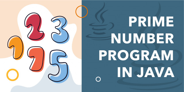 Prime Number Program in Java