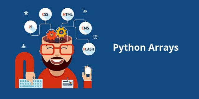 What are Python Arrays? [A Step by Step Guide]