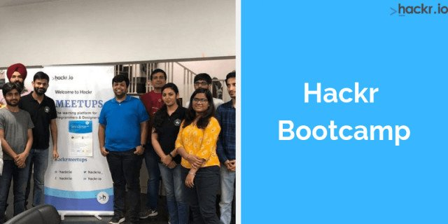 Upskill your Programming & Design Skills at Hackr Bootcamp