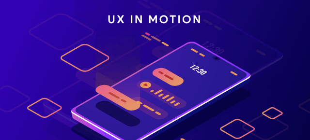 Beginner's Guide to UX in Motion