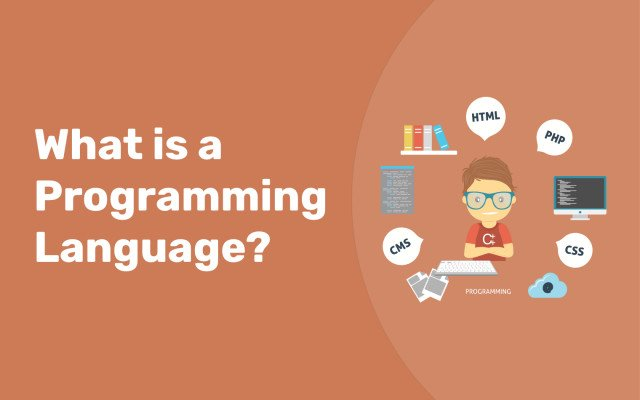 What is Programming language?