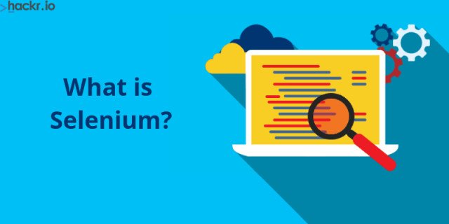 What is Selenium? Getting started with Selenium